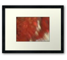 Anomaly Framed Print