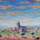 Jerusalem by Matthew Scotland
