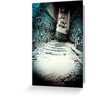 Slide ~ Chateau Noisy Greeting Card