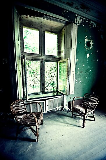 Room with a View ~ Chateau Noisy by Josephine Pugh