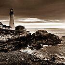 Portland Head Lighthouse by Alana Ranney