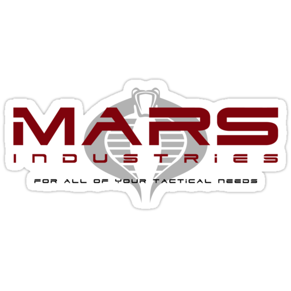 MARS Industries Base Logo by Christopher Bunye