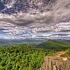 Adirondacks - Pokamoonshine Mountain by Michael Schaefer