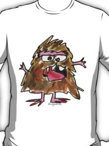 Funny Cartoon Monstar 034 T-Shirt