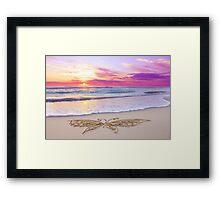 Ariel Nova Framed Print