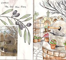Sketchbook Project Day 3 by Beth A