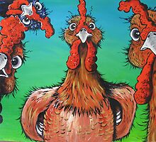 Chooks Only! by Sally Ford