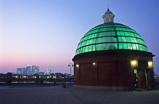 Greenwich by Kasia Nowak
