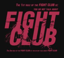 Fight Club by Namueh
