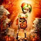 Pumpkin Pixie by Brandy Thomas