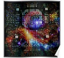 Cosmic Electronics Poster
