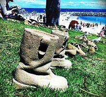 Sand Boots by SasLoos