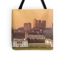 Maritime Greenwich and the Isle of Dogs Tote Bag