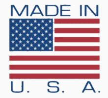 Made In The USA by Nick Martin