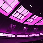 Purple Roof by DaleReynolds
