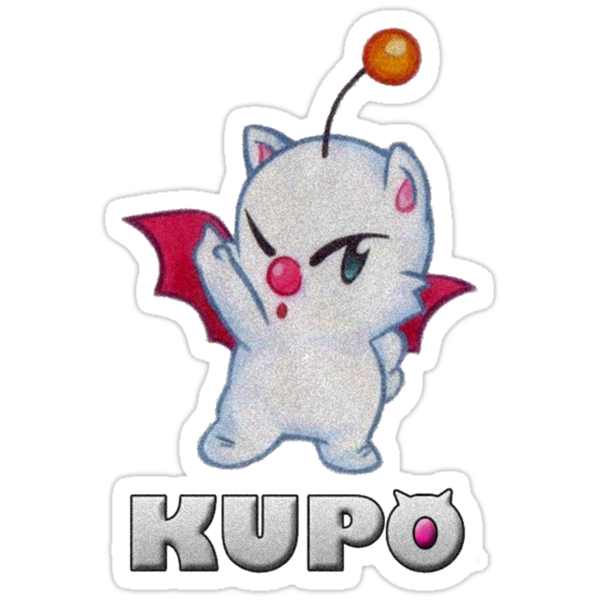 Kupo ( T-Shirt & Sticker ) by PopCultFanatics
