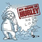 my name is Hurley, and i'm lost by Bleee