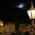 Great Malvern At Night by Dimitris Koutroumpas