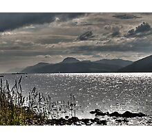 Loch Ness HDR Photographic Print