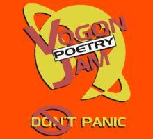 Vogon Poetry Jam Kids Clothes