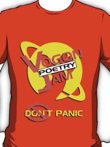 Vogon Poetry Jam T-Shirt