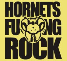 Hornets Fucking Rock by jezkemp