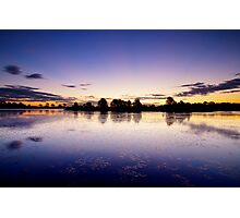 Eastlakes Sunset Photographic Print