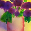 Sue's Flowers by Annie Wise