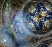 Life, Death and Rebirth by Craig Hitchens - Spiritual Digital Art
