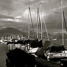 Lucerne with Rigi, Switzerland by Martin Gyger