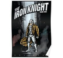 The Iron Knight - Issue #01 Poster