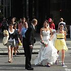 Michigan Avenue Wedding Party by bannercgtl10