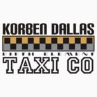Korben Dallas Taxi's v1 by Adam Angold