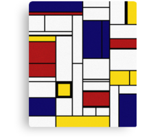 Cognition Canvas Print