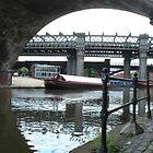 Canal Bridge - Castlefield by Michael Townsend