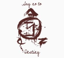 Say No to Destiny by Amberdreams