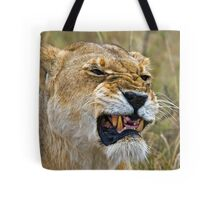 Lion's Mimic Tote Bag