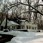 N. C. Wyeth Home by Gordon  Beck