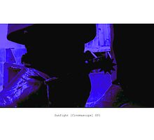 Gunfight [Cinemascope] 001 by Rob Prince