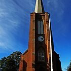 St John's Church Camden- NSW by Evita