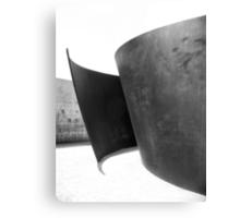 Joe Sculpture, Pulitzer Foundation of the Arts, Richard Serra Canvas Print