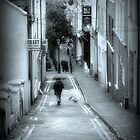 Walking in the Rain by Lucinda Walter