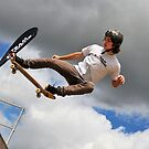 Skateboarding by Lea Valley Photographic
