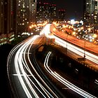 Thirty Seconds On A Parking Garage, Looking West at the Gardiner by Gary Chapple