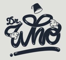 Dr. Who [dark blue] T-Shirt