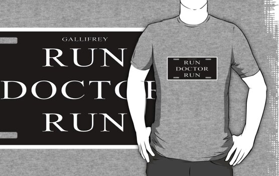 Run Doctor Run! by TeamNotSoSuper