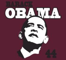 Womens Barack Obama 44th President by ObamaShirt