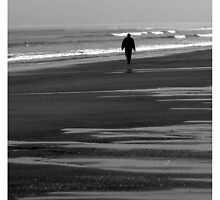 Aberavon Walking by mongogushi