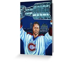 Stanley Cup - Champion Greeting Card