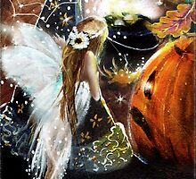"Fantasy ""Spookfest"" by Robin Pushe'e"